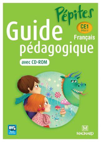 """Couverture de la ressource pédagogique """"Pépites CE1"""
