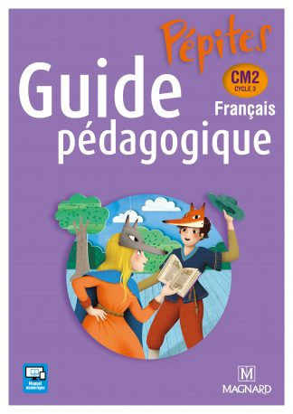 """Couverture de la ressource pédagogique """"Pépites CM2"""