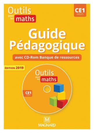 """Couverture de la ressource pédagogique """"Outils pour les Maths CE1"""