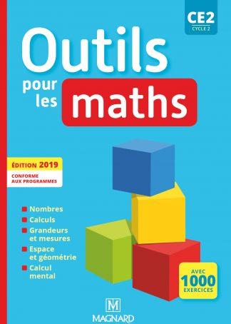 """Couverture de la ressource pédagogique """"Outils pour les Maths CE2 Manuel"""""""