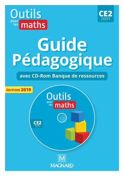 """Couverture de la ressource pédagogique """"Outils pour les Maths CE2"""