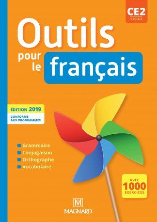 """Couverture de la ressource pédagogique """"Outils pour le Français CE2"""""""