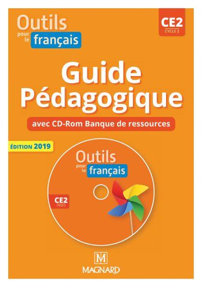 """Couverture de la ressource pédagogique """"Outils pour le Français CE2"""