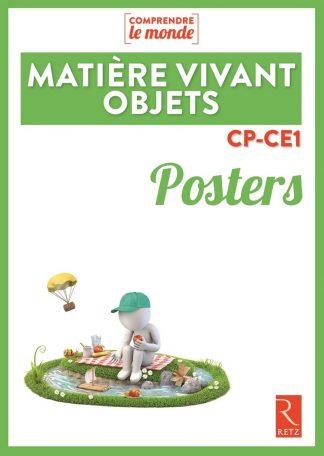 """Couverture de la ressource pédagogique """"Posters Matière"""