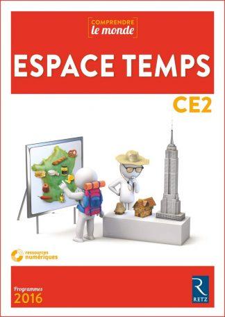 """Couverture de la ressource pédagogique """"Espace Temps CE2"""""""